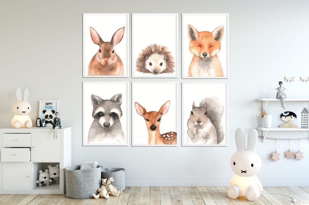 galeria plakatów dla dzieci