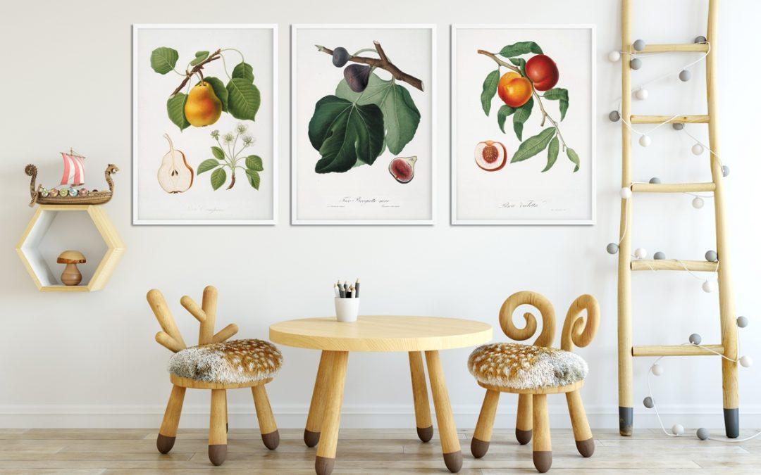 Darmowe plakaty w duchu Montessori