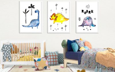 Plakaty do pokoju chłopca – część 1