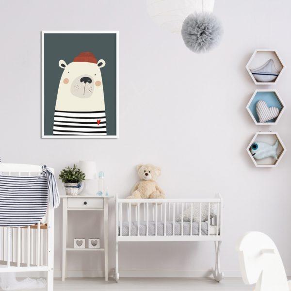 marynistyczne dekoracje dla dzieci